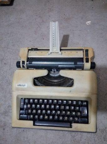 """Машина печатная , машина пишущая , электромеханическая """"ИВИЦА"""""""