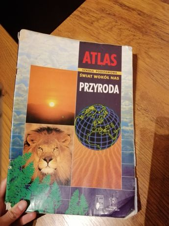 Atlas do szkoły podstawowej