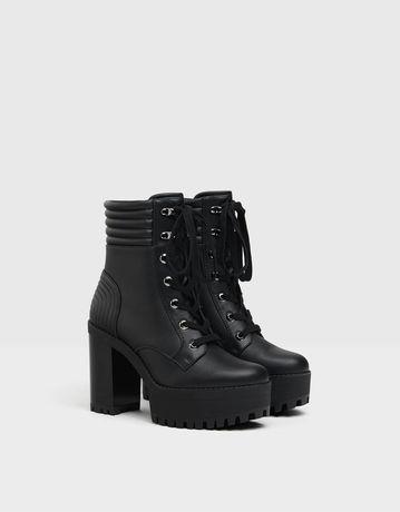 Женские ботинки Bershka