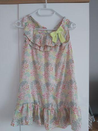 Sukienka hm na lato