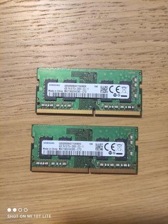 2 RAM 4GB Samsung  2666mhz