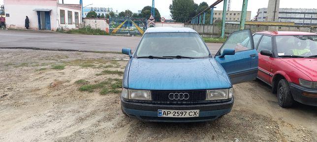 Продам AUDI 80 кузов ZZZ