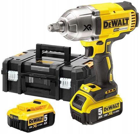 Dewalt DCF899P2 akumulatorowy klucz udarowy 2x5Ah