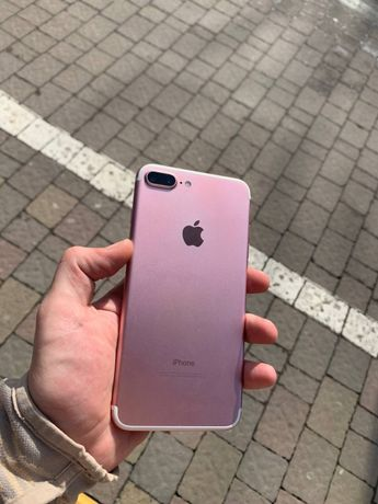 Айфон iPhone 7 Plus 128GB Оригинал Rose Gold также 5S/6/6S/8/X/XR