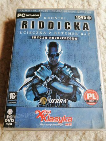 Kroniki Riddicka gra PC