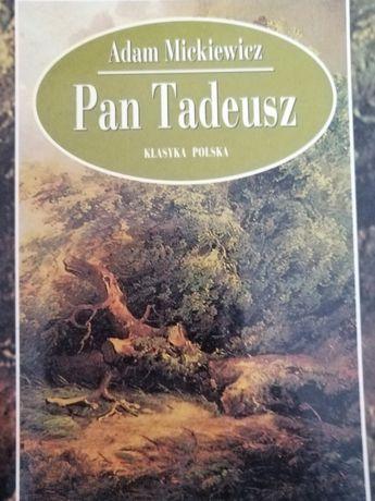 Pan Tadeusz, Adam Mickiewicz
