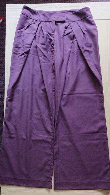 Spodnie kuloty Top Secret S fiolet