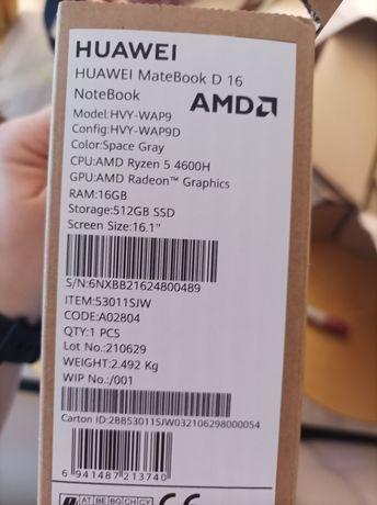 Huawei MateBook D16 512GB