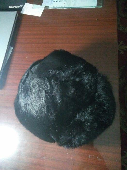 Шапка мужская. Из кролика. Сивашское - изображение 1