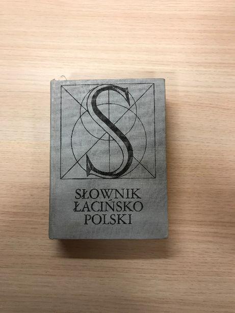 Słownik łacińsko polski PWN Kumaniecki Kazimierz NAJLEPSZY Twarda