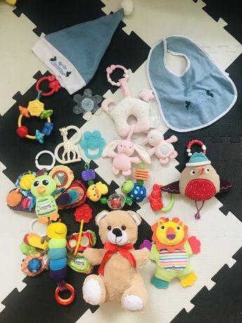 Zestaw zabawek dla noworodka /niemowlaka