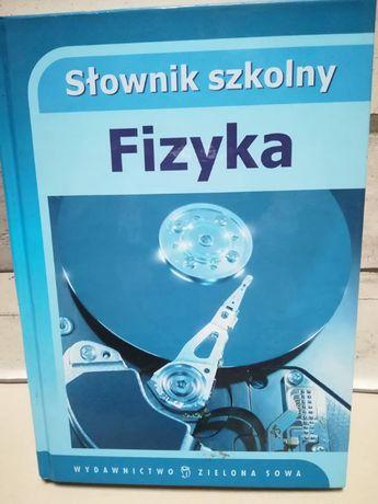 Fizyka Słownik szkolny