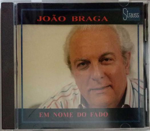 João Braga (fado) cd