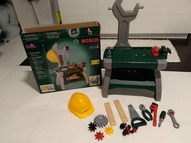 Klein mini Bosch, warsztat z narzędziami dla dzieci