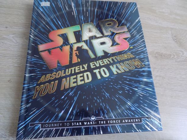 Star Wars: Absolutely Everything You Need To Know- Po Angielsku