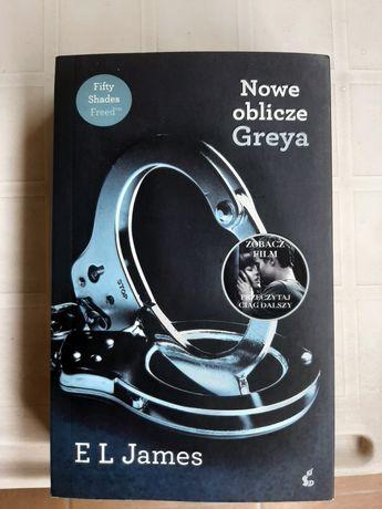 "Książka ""Nowe oblicze Greya"""