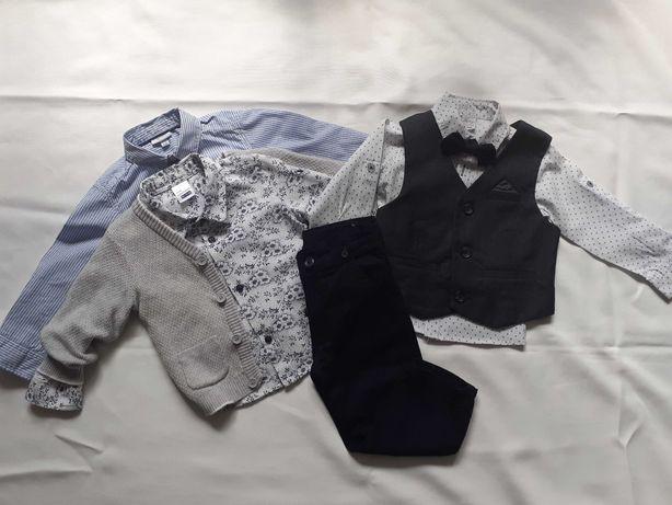 3 Сорочки з брюками для хлопчика