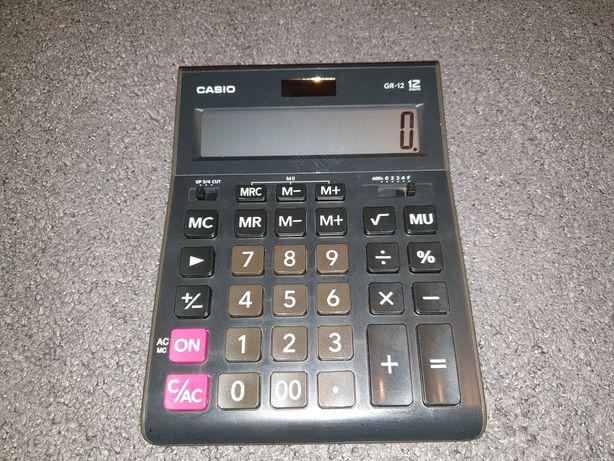 Kalkulator biurowy duży Casio GR-12