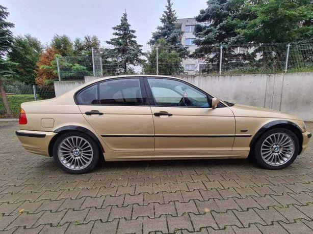 Sprzedam zadbane BMW