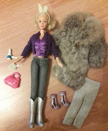 Кукла Mattel c аксессуарами