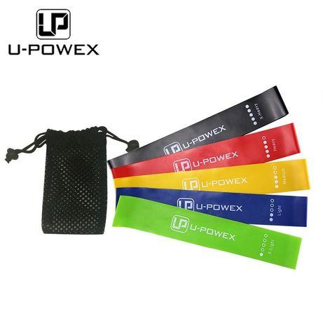 Фитнес резинки, эспандер, mini bands, Кроссфит U-Powex