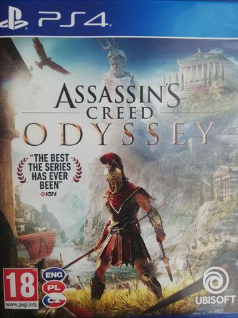 Zamienię Assassin's creed odyssey na inną grę na Ps4