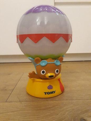 Kolorowy lot balonem, Tomy, interaktywna edukacyjna zabawka