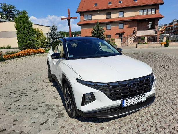 Auto do ślubu Hyundai Tucson model 2021