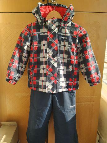 Зимний комбинезон куртка комплект