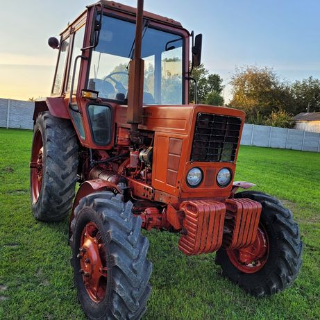 Трактор Мтз 82 експортний беларус