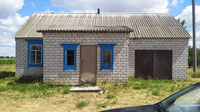 Продам дом (обмен на авто)