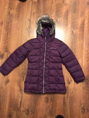 Zimowa, pikowana kurtka Mountain Warehouse 7-8 lat 128 cm