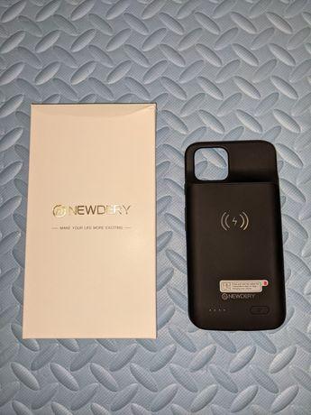 Pixel 4 etui Newdery indukcja bateria powerbank