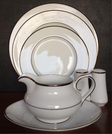 Сервиз столовый Gold line, 6 персон/25 предметов, японский фарфор.