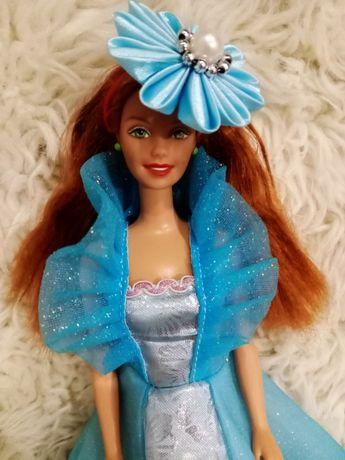 Барби Маттел оригинал коллекционная Barbie Mattel принцесса в шляпке