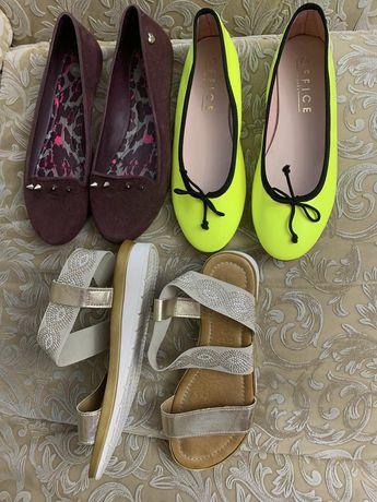 Туфли мыльницы Melissa 39 оригинал Балетки босоножки Италия Испания 38