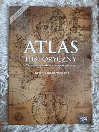 Atlas historyczny Nowa Era