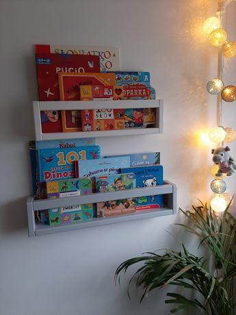 Półka Skandynawska! Różne wymiary! Półeczka na książki dla dzieci!