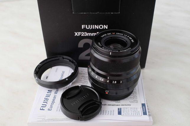Продам Fujifilm 23mm f2