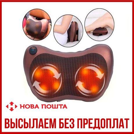 Массажная подушка с инфракрасным подогревом Massage Pillow8028 8