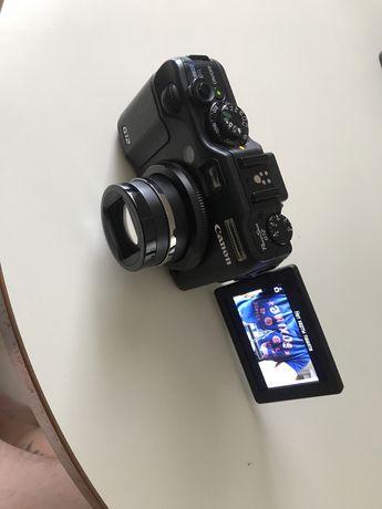 Canon G12 фотоаппарат идеальный