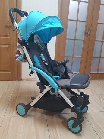 Babyhit Amber Plus прогулочная коляска компактная как yoya yoyo