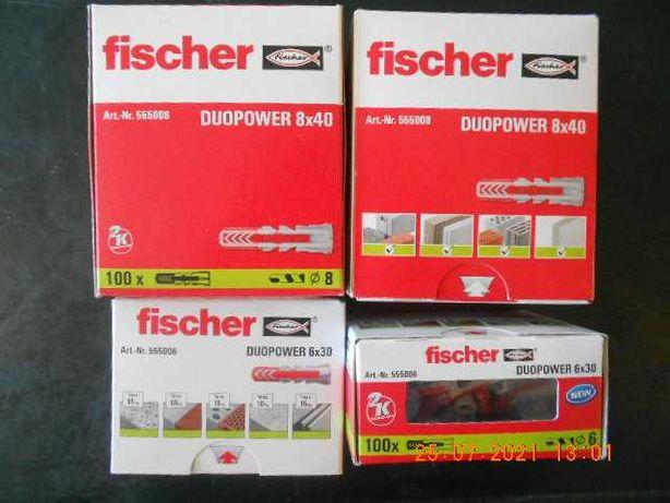 caixas buchas fischer 100 x 6/8mm ATENÇÃO LER O ANUNCIO