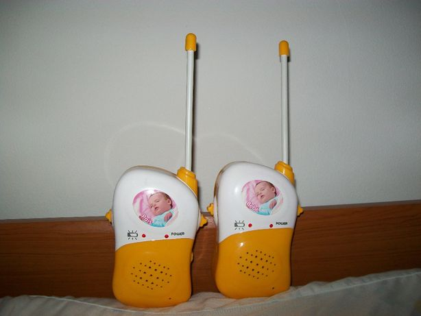Intercomunicador para bebé