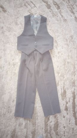 Костюм брюки+жилетка