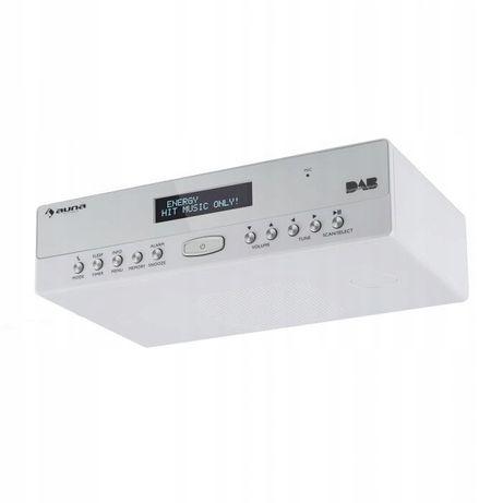 KR-100 Radio Kuchenne DAB Bluetooth Mikrofon Zestaw Głośnomówiący