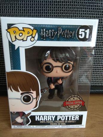 #51 Harry Potter Firebolt Funko POP