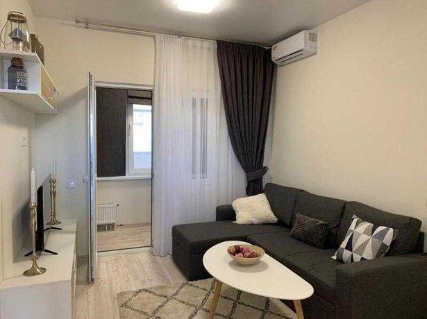 Квартира с ремонтом в Новом Кирпичном доме с АГВ