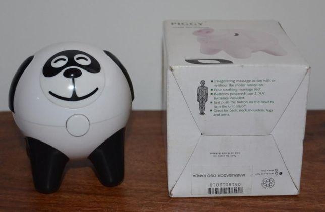 Massajador Urso Panda – Funcionamento a pilhas – NOVO!