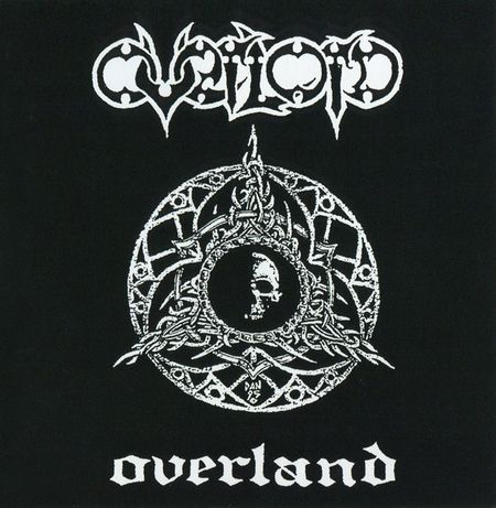 Overlord - Overland ...is everywhere CD Neolith Hell United